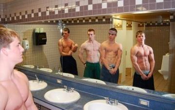 We look so hard bros