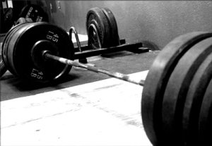 barbell-bw